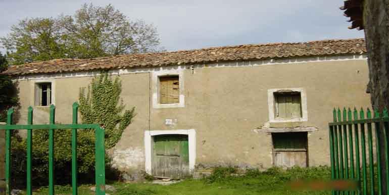 Antigua casa de pueblo con parcela data del a o - Rehabilitar casa antigua ...