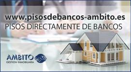Ambito segovia inmobiliaria en segovia m s de 20 a os for Pisos de bancos en segovia